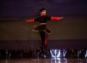 Милена Тарасова , г. Курск. Награждение: ГРАН-ПРИ в номинации народный танец (соло), двукратная Чемпионка Мира по народному танцу, 19-кратная обладательница Гран-При по народному и народно-стилизованному танцу; Номер: «И коня на скаку…»