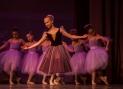 Студия классического танца «Молодой балет Москвы».Выступление: «Русский танец», «Полька»