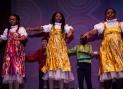 Хореографический коллектив Международной Школы Завтрашнего Дня. Номер: «Русский танец»