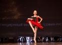 Звягинцева Варвара, ученица 3-го класса школы «Морозко». Номер: «Испанский танец»