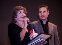 Выступление Натальи Пярн заслуженной артистки России и артиста кино Виталия Абдулова