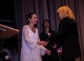 Поздравление Заслуженной артистки России Ирины Цывиной (актрисы театра и кино)