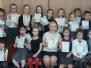 Награждение участников и призеров олимпиады по английскому языку