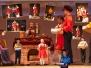 """Театрализованное представление """"Чудо Рождества"""""""
