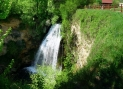 Водопад Большой Бук
