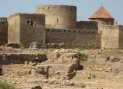 Старая крепость Белгород