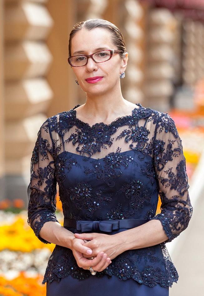 Учредитель и директор школы «Морозко» Морозова Светлана Борисовна